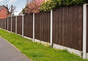 Gravel Boards Worthing